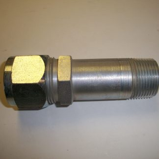 Lenz O-Ring Seal Fitting Long Male Connector