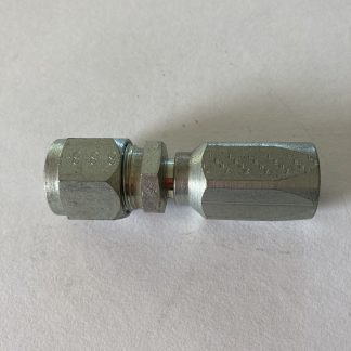 Lenz Male Pipe Reuseable Hose Fitting 100R5 Hose x O-Ring Seal Tube End