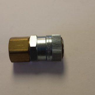 FRL Series Socket Female Pipe Thread Interchange Hansen 2RL & 3RL