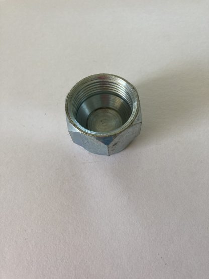Lenz 37 Flare Cap Nut Tube Thd JIC