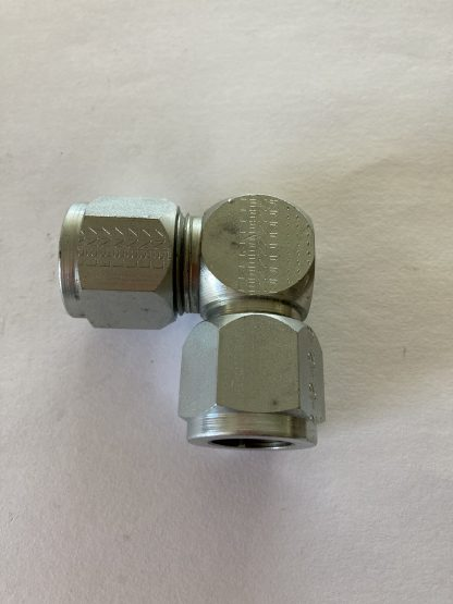 Lenz Elbow Tube Union O-Ring Seal Fitting