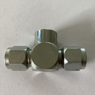 Lenz Branch Tee O-Ring Seal Fitting