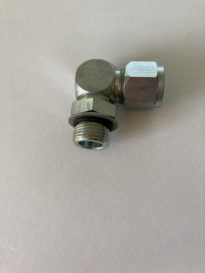 Lenz O-Ring Seal Hydraulic Fitting Male Elbow SAE