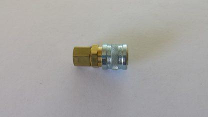 2 Series One Way Shut Off Female Pipe Thread Industrial Interchange High Temp