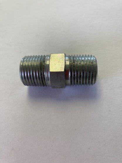 Lenz Pipe Nipple Steel Hydraulic Fitting