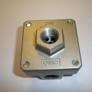 SMC Quick Exhaust Valve 3/8 Npt Ports